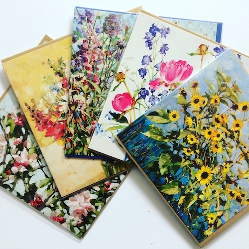 spring_flower_art_card_selection
