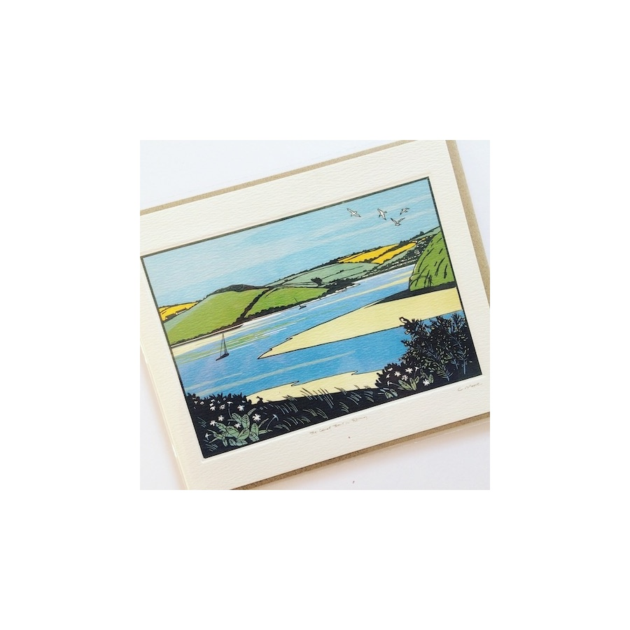 camel_trail_in_spring_art_card