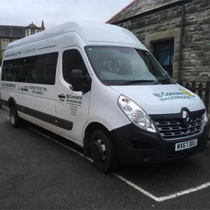 Dial-a-Ride, Voluntary Car, Shopmobility Services