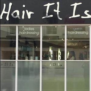Hair It Is
