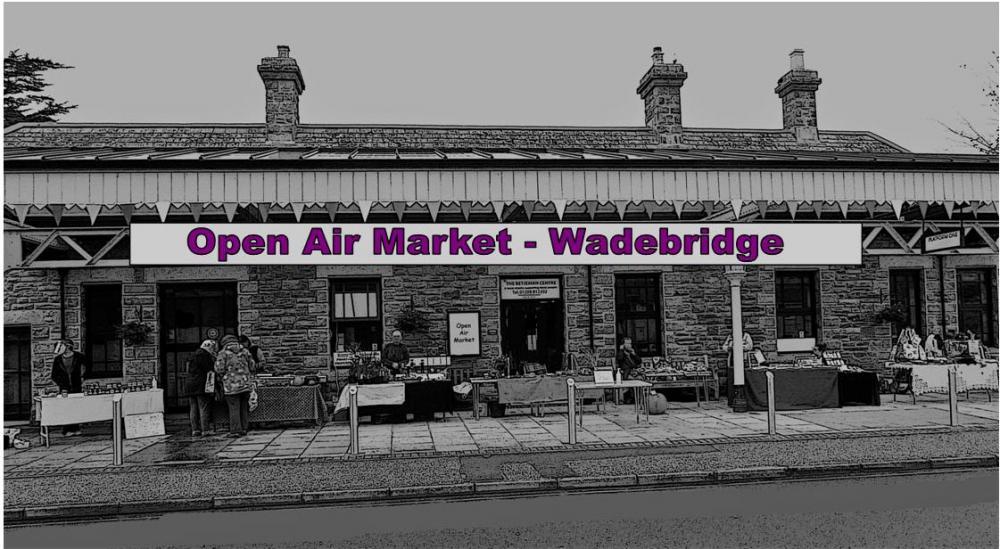 Wadebridge Open Air Market